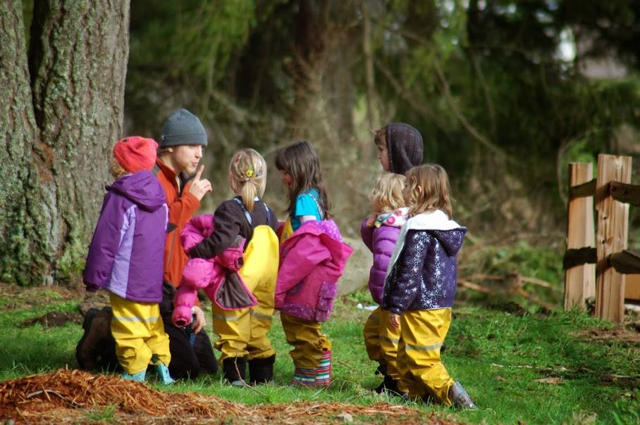 Keeping Magic And Mystery Alive Through Outdoor Education Thurstontalk