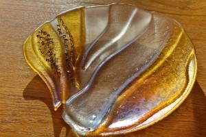 fused glass artist