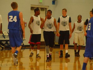 lacey youth basketball