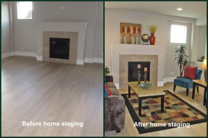 olympia home staging