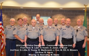 lacey senior patrol