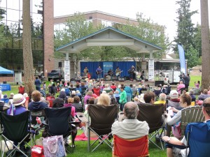 lacey summer concert