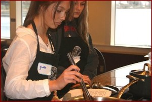 olympia cooking class