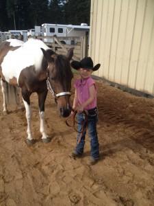thurston county equestrian