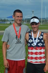 isa track junior olympics