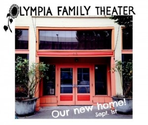 Olympia family theater new home