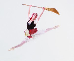 """Ballet Northwest brings The Eugene Ballet to Olympia for a performance of """"Cinderella""""."""