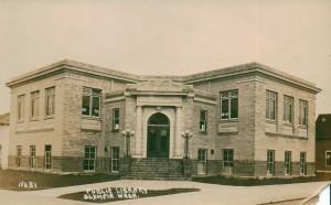 olympia library history
