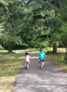olympia bike trails