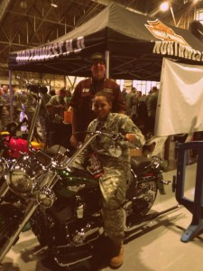 Northwest Harley-Davidson works closely with military personnel, offering discount programs for purchasing the Harley of their dreams.