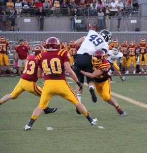 capital high school football