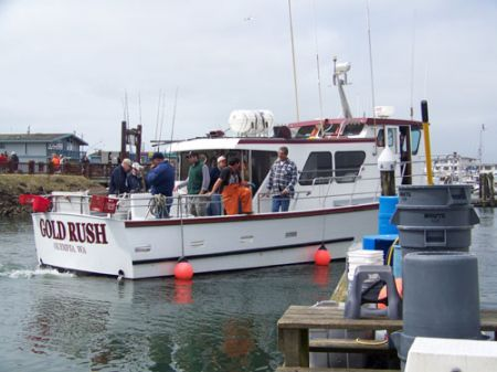 westport charter fishing