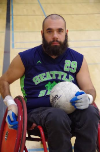 wheelchair rugby olympia