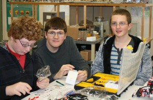 The CCA Robotics Club is an integrated part of the STEM curriculum.