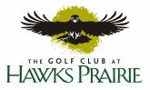 hawks prairie golf logo