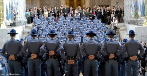 2014 State Trooper Graduation