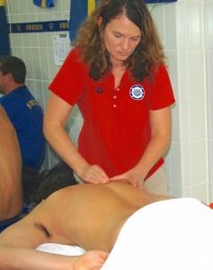 olympia massage