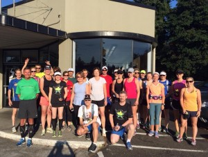 running group olympia