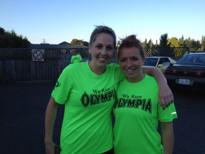 olympia running group