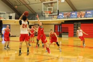 saint martins basketball