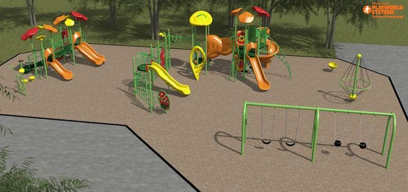 sunrise park playground