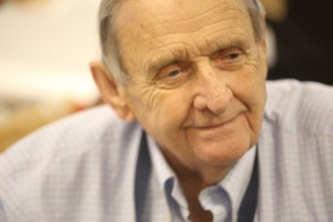 : Dick Kay, 84, of Lacey, recently retired from the Washington Emergency Management Division, the end of a career that span six decades across multiple public agencies.