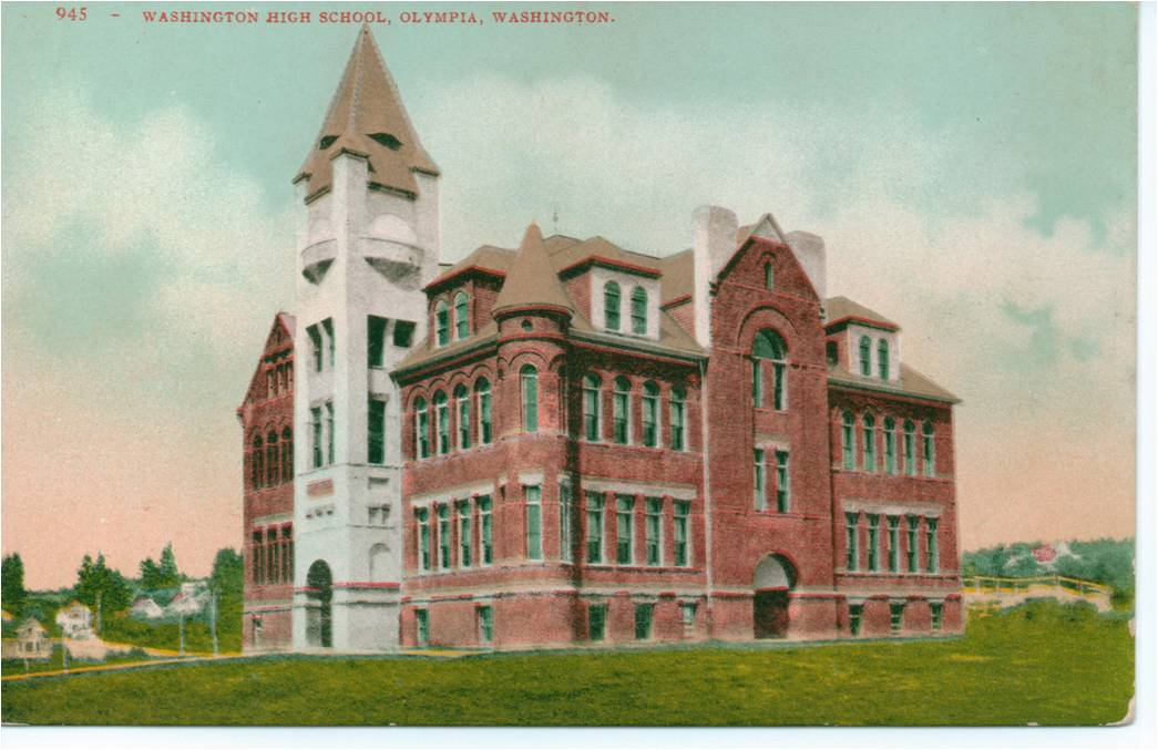 olympia school history