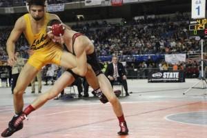 darren harris wrestling