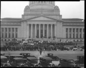 olympia parade history
