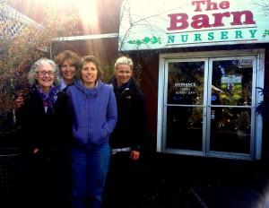 barn nursery events