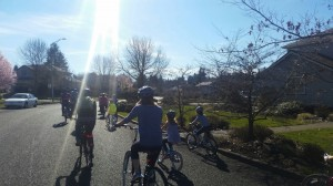 bike ride olympia