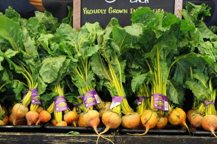 bayview thriftway produce