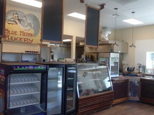 blue heron bakery