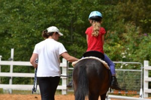 Keev Farm offers riding lessons and Pony Camps for children in kindergarten through 5th grade.