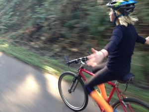 bike ride kids
