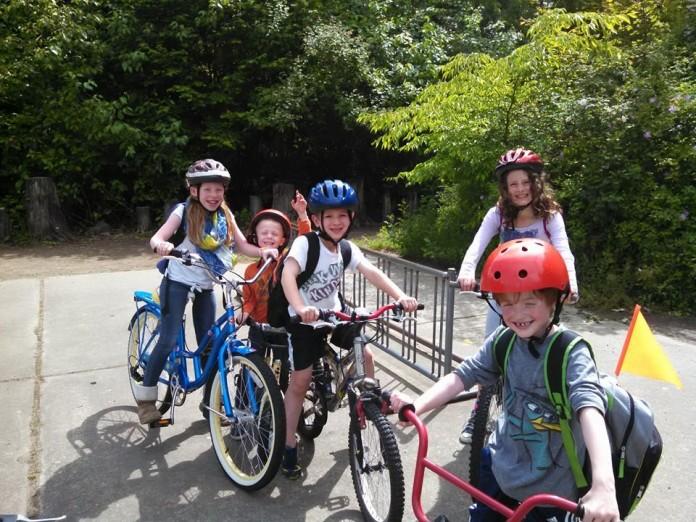 olympia bike ride