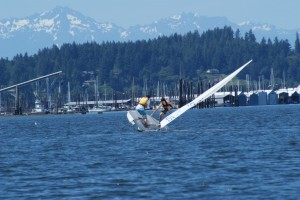 olympia sailing camp
