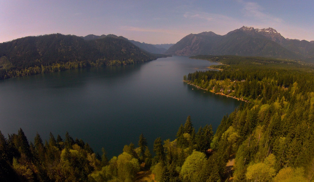 5 Outstanding Choices for Camping at Lake Cushman - ThurstonTalk
