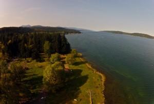 lake cushman camping