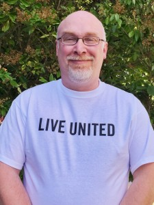 The United Way of Thurston County welcomes Paul Larsen.