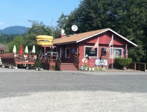 This often overlooked diner is home to one of the best burgers on the Olympic Peninsula. Photo credit: Douglas Scott.