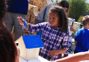 Free activities for kids abound during Sand in the City August 22 and 23, 2015.