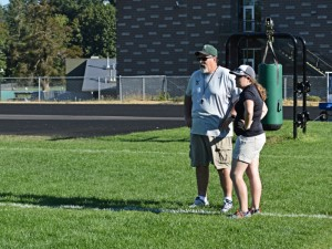 Coach Mike Spears steps into the head coaching position at Timberline after serving as an assistant coach for the program for the past seven years.