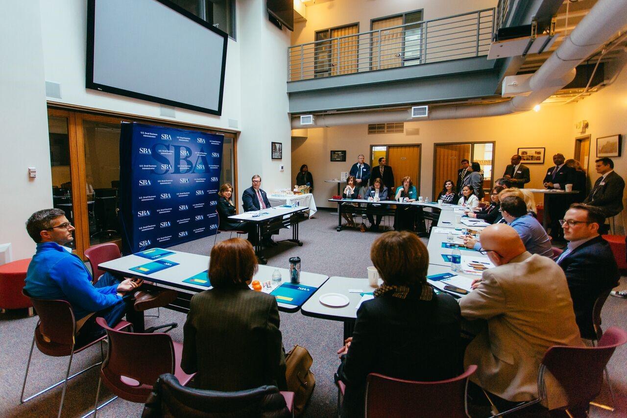 Thurston County Economic Development Council Receives