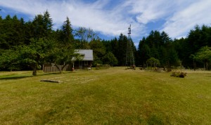 Experience homesteading history at Hope Island State Park. Image courtesy of the Washington State Parks Foundation.