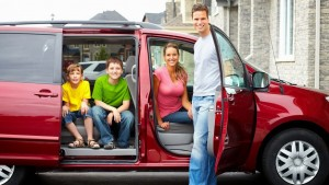Bad credit doesn't have to hold you back from getting the vehicle you need to haul your family from point A to B. Photo courtesy of Washington Auto Credit.