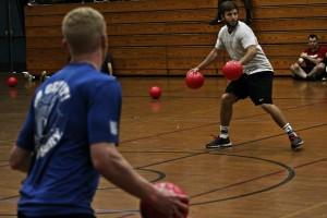 pacific northwest dodgeball