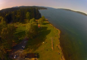 hood canal staycation