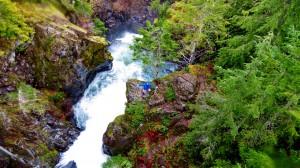 hood canal waterfalls