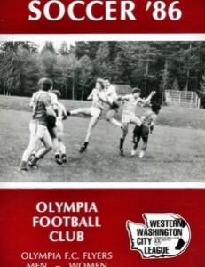 olympia soccer history